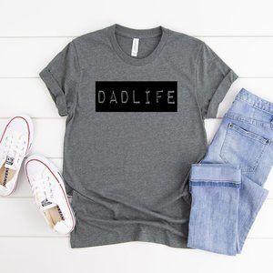 Dad Graphic Design Tee Shirt